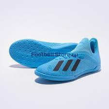 Купить Футзалки детские <b>Adidas</b> X 19.3 IN F35354 – в ...
