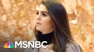 Lawrence: Hope Hicks' Loyalty Tested As She Meets Mueller Team ...