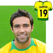 Simon Lappin. Position: Left-back/Left midfielder. Age: 26. Born: St Mirren (Jan 25, 1983) Height: 5ft, 11in. Weight: 9st, 6lbs. Date signed: Jan 31, 2007 - SimonLappin