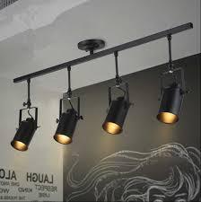 <b>Arts lamp track light</b> retro space modern minimalist American ...