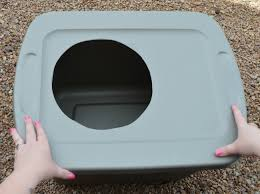 finished covered cat litter box yougottabekittenme ad cbias cat litter box