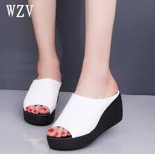 Hot Sale <b>Women</b> Summer Fashion Leisure <b>shoes women</b> platform ...