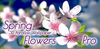 <b>Spring Flowers</b> 3D Parallax Pro - Apps on Google Play