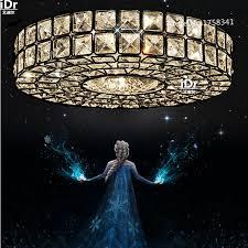 new brief style crystal lamp modern chrome ceiling lights hallway light fixtures dia30cm bedroom lamp luxury cheap lighting fixtures