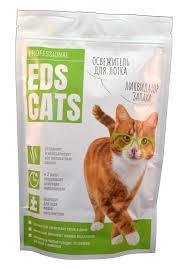 Купить <b>Ликвидатор запаха</b> для кошачьего туалета <b>EDS</b> CATS по ...