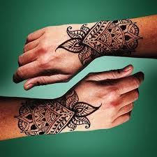 Resultado de imagen de henna marroqui