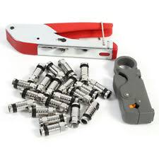 <b>Compression Crimp</b> Tool In Hand Crimpers & Strippers for sale | eBay