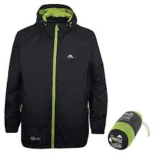 Trespass Qikpac Waterproof <b>Jacket</b> for <b>Men</b> & <b>Women</b>: Trespass ...