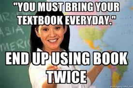 Best Of The 'Unhelpful High School Teacher' Meme! | SMOSH via Relatably.com