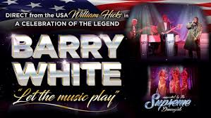 Let The Music Play: A Celebration to <b>Barry White - The</b> Pavilion ...