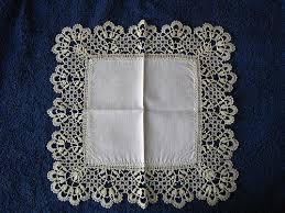 Image result for crochet handkerchief edging patterns
