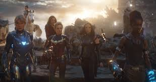 Marvel <b>women</b> tell Kevin Feige they want an all-<b>female</b> superhero ...
