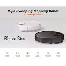 Original Xiaomi <b>Mijia Sweeping</b> Mopping Robot Vacuum Cleaner ...