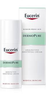 Увлажняющий <b>крем для проблемной</b> кожи лица| Eucerin ...