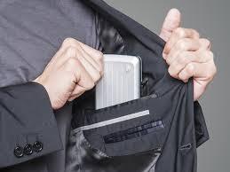 Ögon Designs - Aluminium wallets