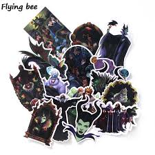 <b>Flyingbee</b> 12 <b>Pcs</b> The Nightmare Before Christmas Graffiti Stickers ...