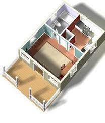 Square Foot Small House    On Saletumbleweed loring small house floorplan