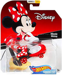 Hot Wheels HW Minnie Mouse Character Cars ... - Amazon.com