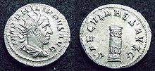 「Gaius Messius Quintus Trajanus Decius & Quintus Herennius Etruscus Messius Decius」の画像検索結果