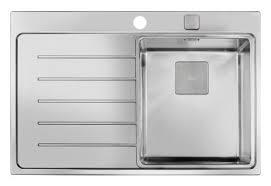 Врезная <b>кухонная мойка TEKA Zenit</b> R15 1B 1D Rhd 78 78х52см ...