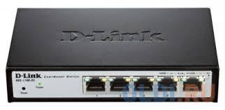 <b>Коммутатор D</b>-<b>Link DGS</b>-<b>1100-05</b>/A1A/<b>B1A</b> — купить по лучшей ...