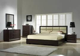 black bedroom furniture modern