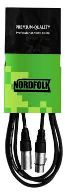 <b>Кабель микрофонный Nordfolk</b> NMC9/20M