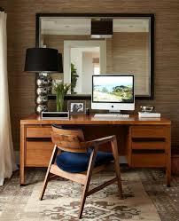 24 mid century modern interior decor ideas brit co century office