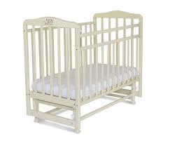 Детская <b>кроватка Sweet Baby</b> Ennio маятник поперечный ...