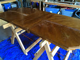 Stripping Dining Room Table Timbo39s Creations Stripping And Re Staining Dining Room Table