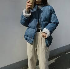 Dokkaebi <b>Korean Style Cotton</b> Padded Coat — Dokkaebi (도깨비 ...