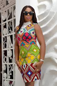 <b>Ankara</b> Dress/Patch Designs/<b>Quality</b> Fabric/African Inspired Print ...
