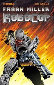 Frank Miller Robocop recensione