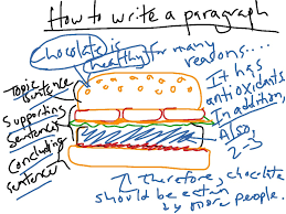 how to write a paragraph essay how to write and organize a paragraph the hamburger