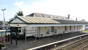 Dorchester West railway station