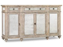 mirrored living room furniture hooker furniture living room antique mirrored credenza 5113 85001 at borghese furniture mirrored