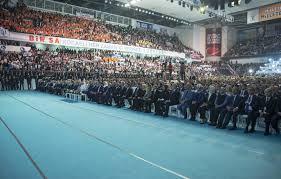AK Parti kongresinden fotoğraflar