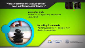 strategic job search informational interviews part 1 strategic job search informational interviews part 1