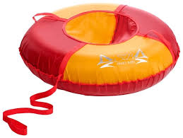 Купить <b>Тюбинг SWEET BABY Glider</b> 105 red/yellow по низкой цене ...