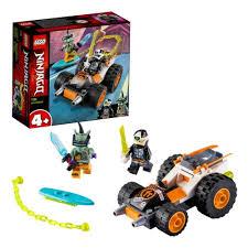 <b>Конструктор LEGO</b>® <b>NINJAGO</b>® 71706 <b>Скоростной</b> автомобиль ...