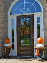 fall outdoor decor projects