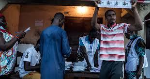 Guinea: Vote count begins after tense election | Guinea News | Al ...