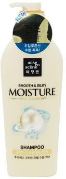 <b>Увлажняющий шампунь для блеска</b> волос Mise En Scene