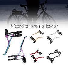 <b>1pair Outdoor Cycling</b> DIY Styling Easy Install V Shaped Handle ...