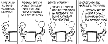 xkcd strengths and weaknesses strengths and weaknesses
