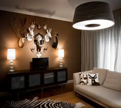 Zebra Living Room Decor Wall Decors Family Room Contemporary With Animal Prints Gallery
