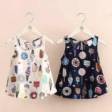 <b>2019</b> Baby <b>Summer</b> Clothing Toddler <b>Baby Girl</b> Solid Dress Ruffles ...