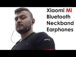 Обзор <b>Xiaomi Mi Collar</b> Bluetooth Headset – гибридные затычки ...