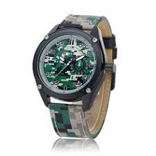 <b>WEIDE</b> Universe Military <b>Watch</b> With Compass Two Time Zone ...