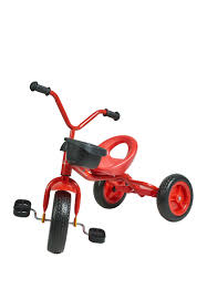 <b>Велосипед 3-х колёсный</b> TimeJump, красный QAT-005: цвет ...